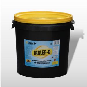 Roztwór asfaltowy do gruntowania podłoży Jarlep G