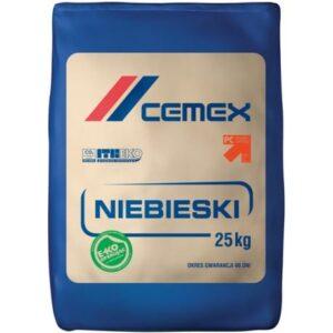 Cement niebieski Cemex